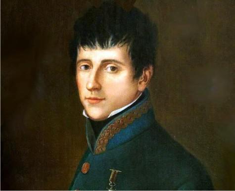 Retrato de Rafael de Riego, autor desconocido.