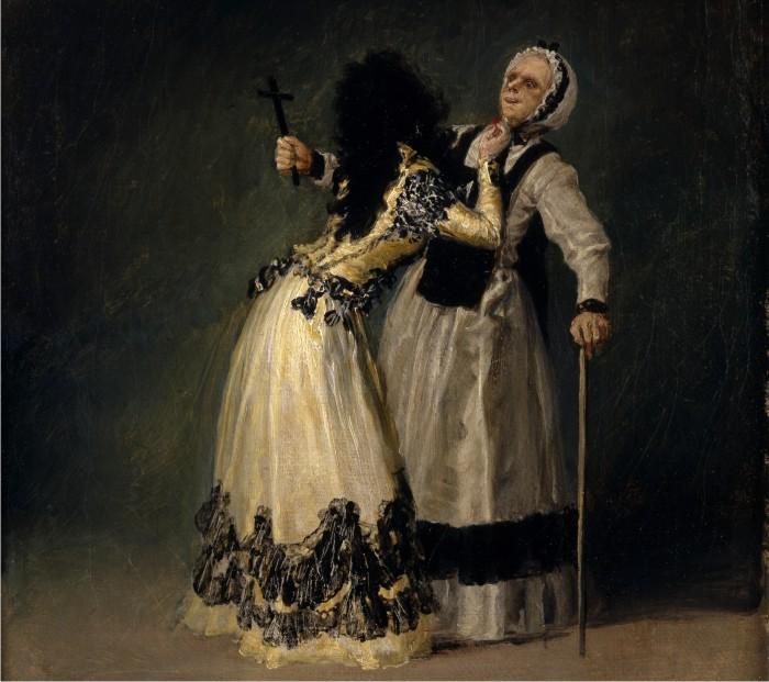 la duquesa de alba y la beata