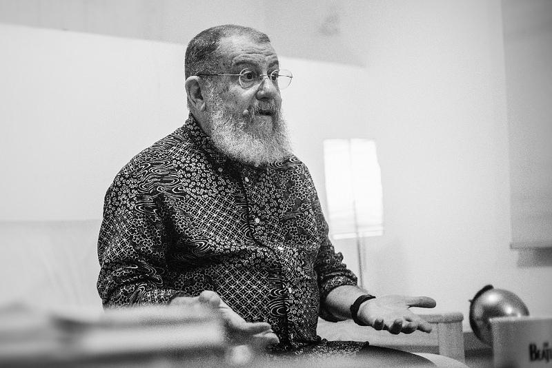 Guillermo Pérez Villalta para JD 4