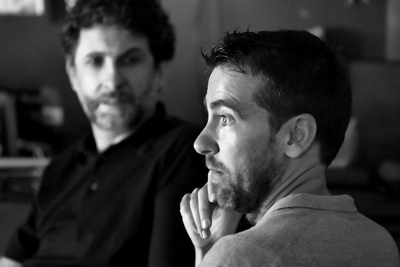 Ibán Ramón e Ignacio Carbó para JD 0