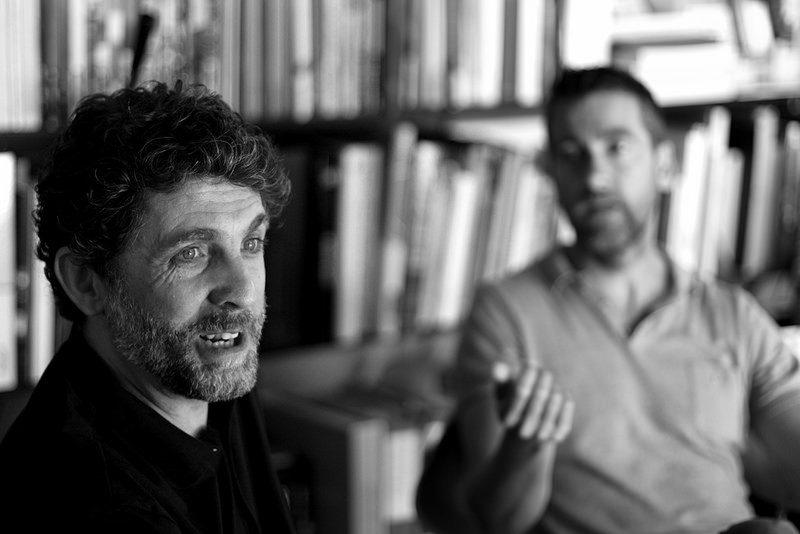 Ibán Ramón e Ignacio Carbó para JD 1