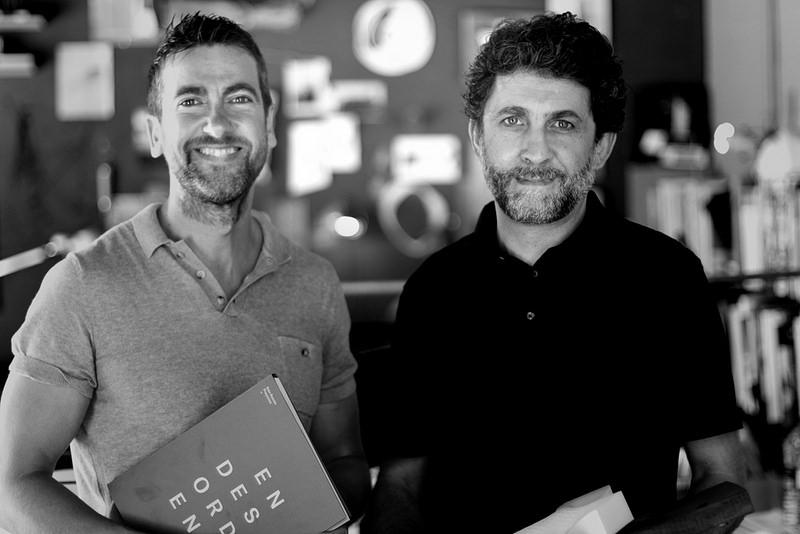Ibán Ramón e Ignacio Carbó para JD 5
