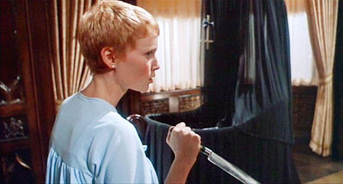 Rosemarys Baby Mia Farrow