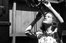 Vera Rubin, ca. 1947. Fotografía cortesía del Vassar College.