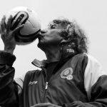 Mágico González, futbolista al sur del sur