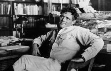 L'ecrivain Jack London (1876-1916) en 1916  --- writer Jack London (1876-1916) in 1916 *** Local Caption *** writer Jack London (1876-1916) in 1916