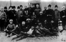 Grupo de Combate del Ejército Negro de Majnó. (DP)