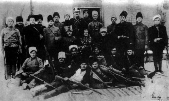 Grupo de Combate del Ejército Negro
