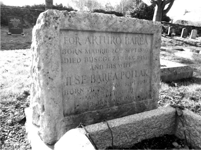 Lapida Barea