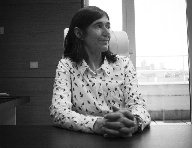 María Blasco para JD 1