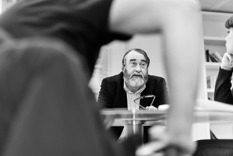 Pedro García Cuartango para JD 1