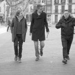 Plaza Roja de Irún: una conversación con Fermín Muguruza