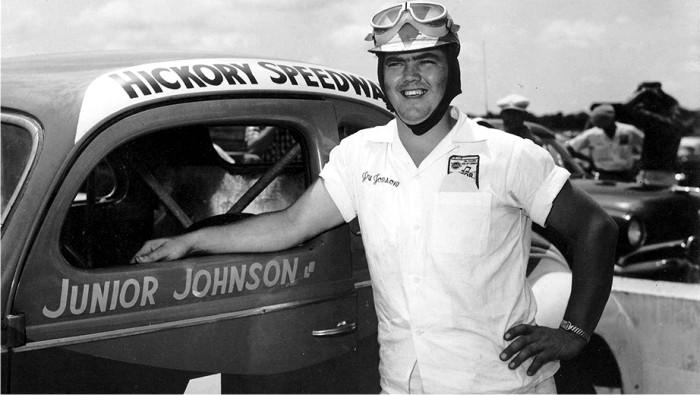 Junior Johnson en 1958