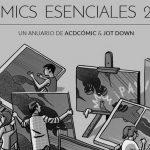 Anuario de Cómics Esenciales 2016