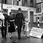 La vida diaria en Gran Bretaña durante la Segunda Guerra Mundial