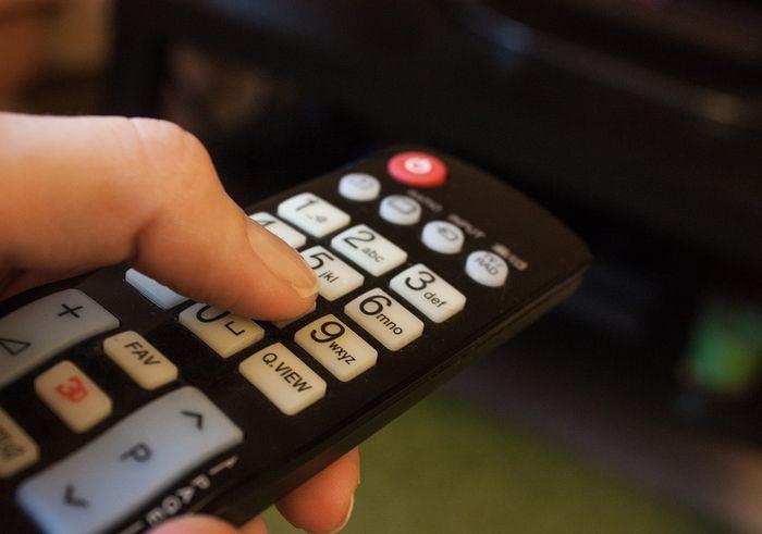 Figures Tv Button Remote Control Press 1863437