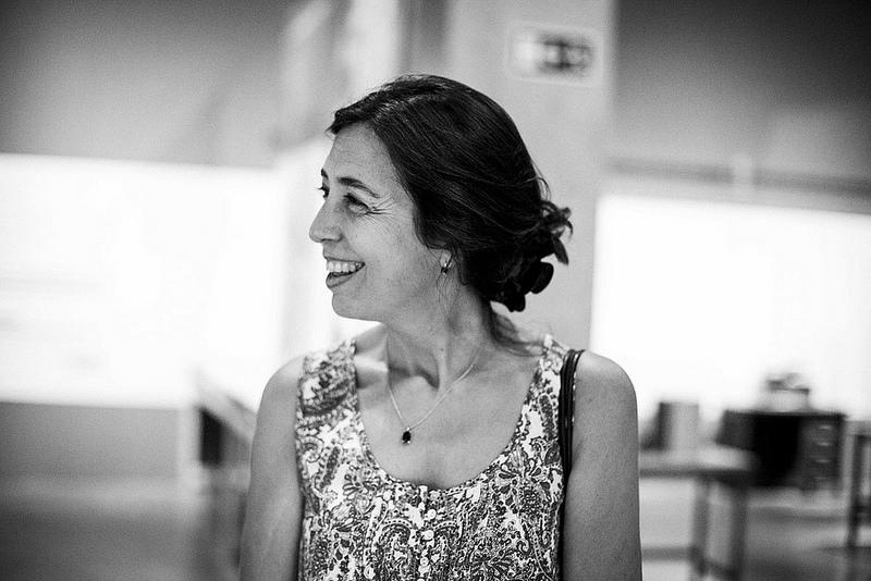 Inés Fernández Ordóñez para JD 00