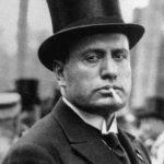 El jovencito Mussolini
