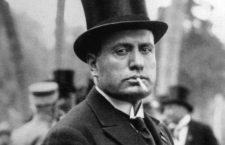 Benito Mussolini (1883 – 28 April 1945) Italian politician, journalist, and leader of the National Fascist Party as Prime Minister 1922