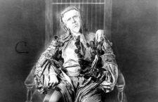 Titta Ruffo como Rigoletto, ca. 1912. Fotografía: Library of Congress (DP).
