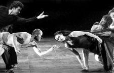 Dido and Aeneas, Henry Purcell, 1689 / Dir. Sasha Waltz, 2005. Fotografía: Getty.