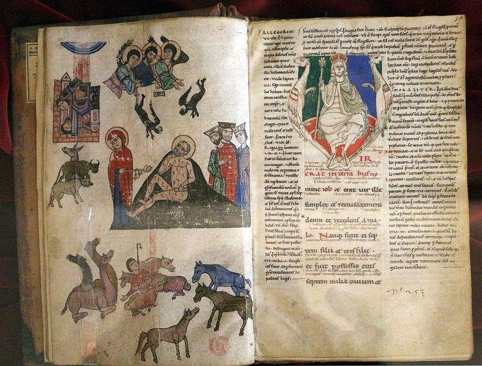 1186px Italia centrale biblia sacra con glosse giobbe 1175