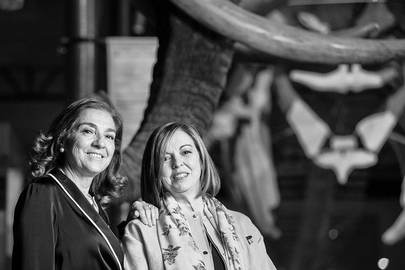 Carmen Vela y Marina Villegas para JD 0