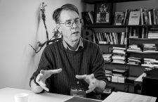 "Kim Stanley Robinson: ""Science needs to think of itself more as a humanism and as an utopian politics"""