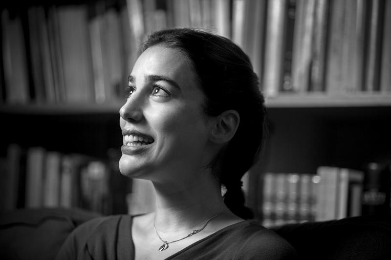 Lila Azam Zanganeh para JD 0