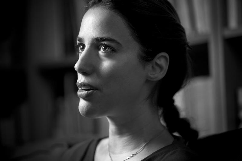 Lila Azam Zanganeh para JD 6