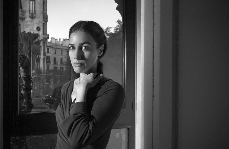 Lila Azam Zanganeh para JD 7