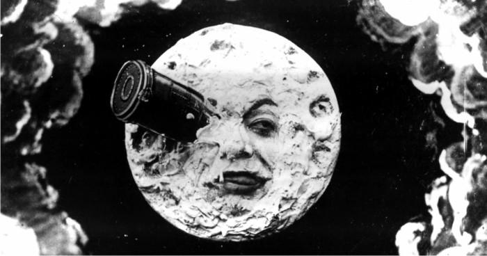 El viaje a la Luna de Méliès: chiflados pioneros en la era de los ingenios
