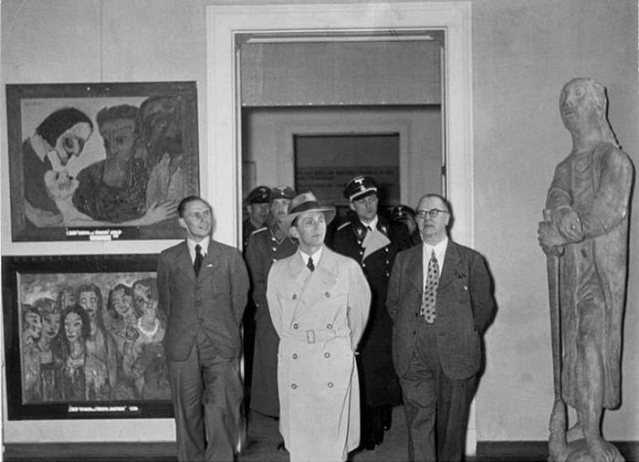Ausstellung entartete kunst 1937