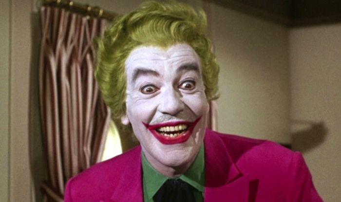 BATMAN 66 VILLAINS joker