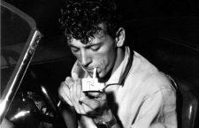 Gene Vincent. Imagen: Capitol Records.