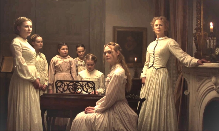 the beguiled 2017 poster cast