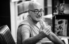 Antonio Altarriba: «Lo que más me interesa del cómic es justo lo que no tiene de literatura»