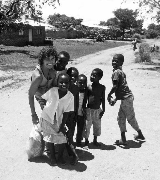 Foto 13 Lorena en Malawi