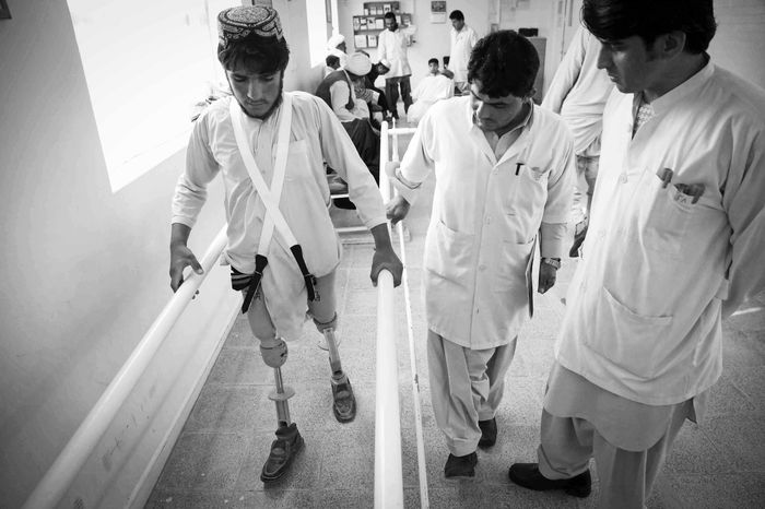 Foto 5 Paciente Orto Lashkar Gah Glass