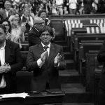 Democracia constitucional y referéndum de secesión en Cataluña