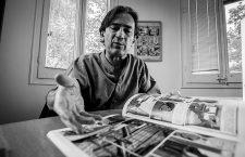 Benoît Peeters: «Lleva su tiempo aceptar un nuevo tipo de arte, pero al final se acepta»