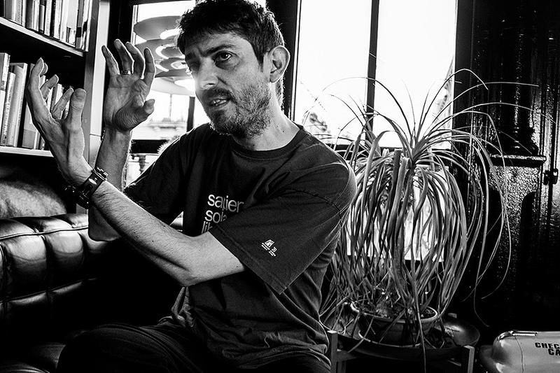 Emilio Bueso para JD 5