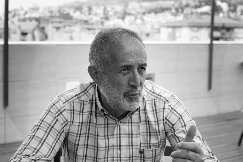 Enrique Fernández para JD 1