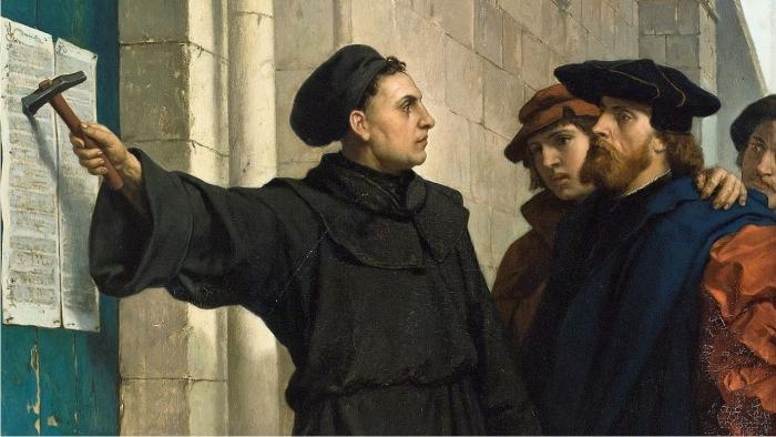 Lutero pintor desconocido
