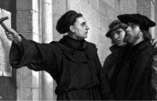 El mundo lo destruyó un monje alemán en 1517