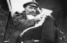 Lenin,1922. Fotografía: Cordon.
