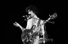 Frank Zappa au Gaumont Palace de  Paris France le 15 decembre 1970