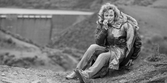 Black Mirror Metalhead Maxine Peake