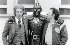 JODOROWSKY'S DUNE, Alejandro Jodorowsky (left), Jean Giraud (right), early 1970s, 2013. ©Sony Pictures Classics/courtesy Everett Collection fotograma