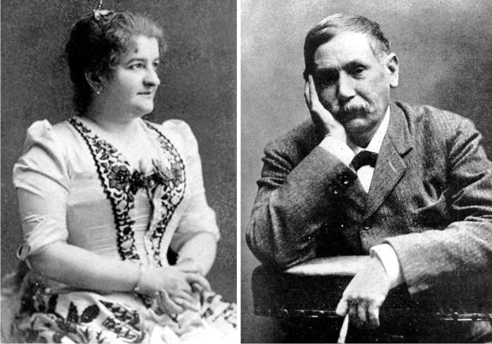 Emilia y Benito